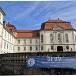 Schloss Fasanerie / Austragungsort DM Bowhunter 2020 des DFBV